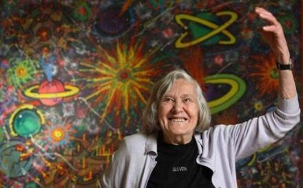Ecco la mia intervista alla grande Margherita Hack, adoro questa donna!