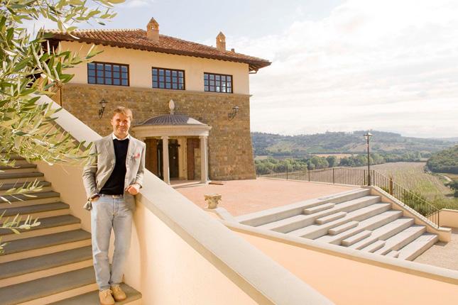 Brunello Cucinelli, l'imprenditore illuminato