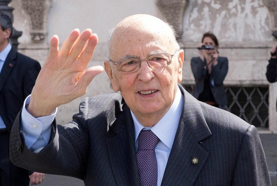 Il mio ritratto di Giorgio Napolitano (eletto ora di nuovo Presidente) #RomanzoQuirinale