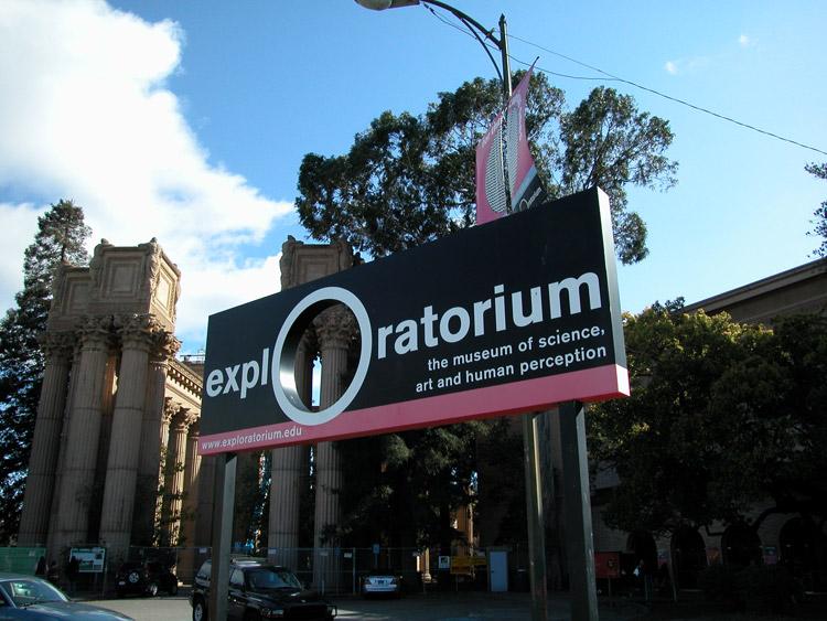 L'exploratorium di San Francisco è il posto (al chiuso) più bello del mondo
