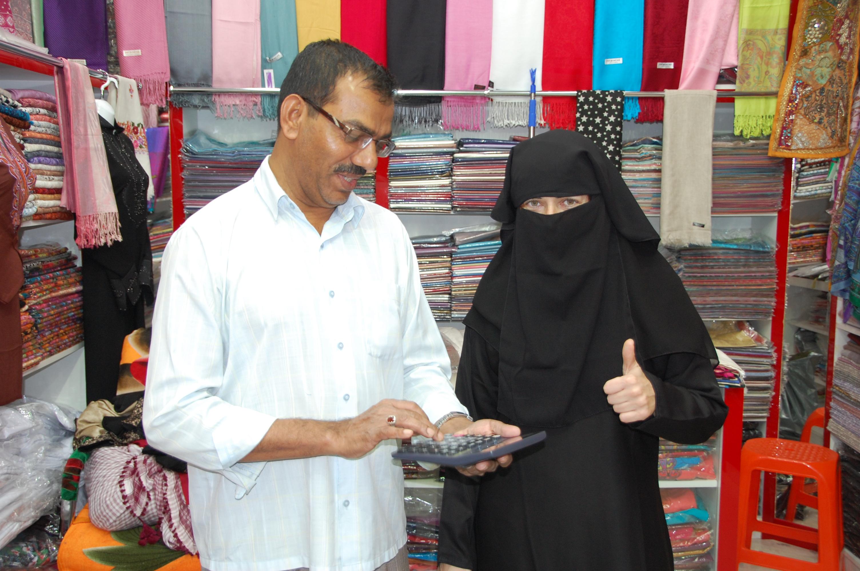 Il mio reportage tra le donne di Abu Dhabi, vestita con burqa e abaya (sul FattoQuotidiano)