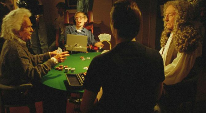 """La mia recensione al film """"La teoria del tutto"""" sulla vita di Stephen Hawking (per Vanity Fair)"""