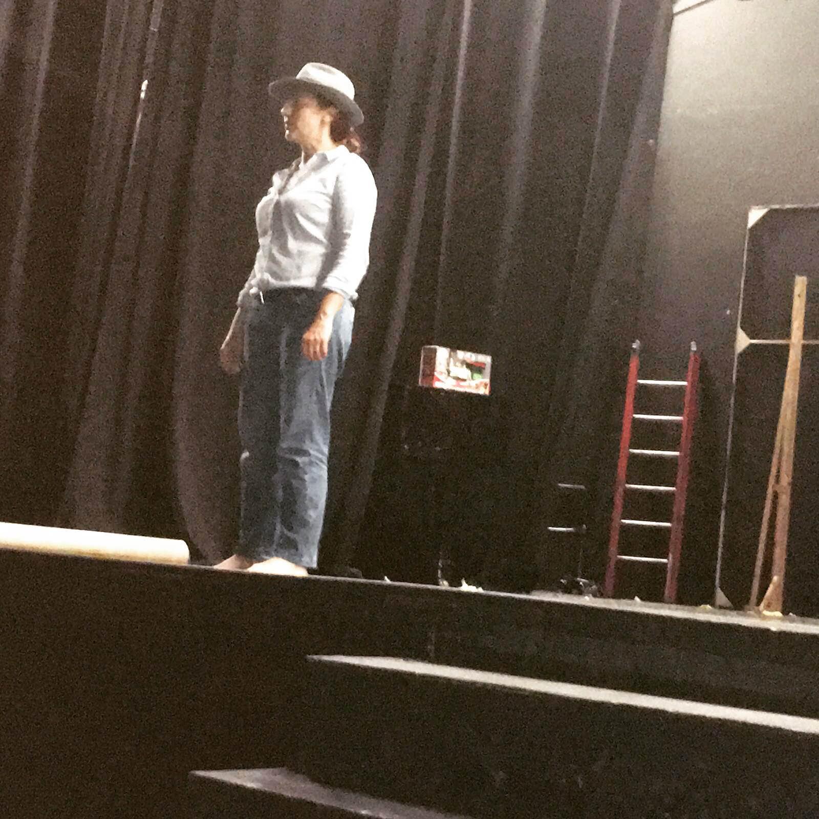 """Prove a teatro, """"1927 MONOLOGO QUANTISTICO"""" sta diventando emozionante!!!"""
