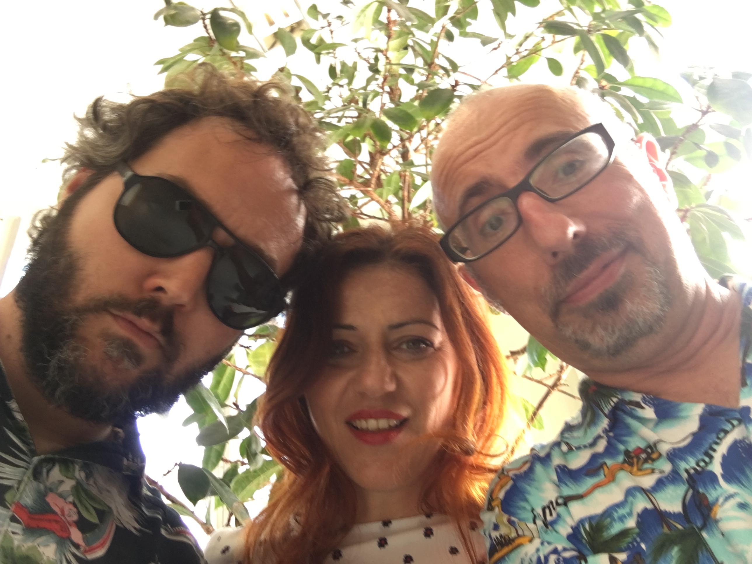 Dal 1 agosto su RADIO2 conduco COLPO DI SOLE con Ardemagni e Mannucci saremo in onda tutti i giorni!