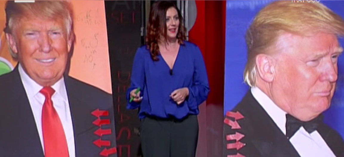 """Ero ospite nel programma di Gramellini su RAI3 """"Le parole della settimana""""!!!"""