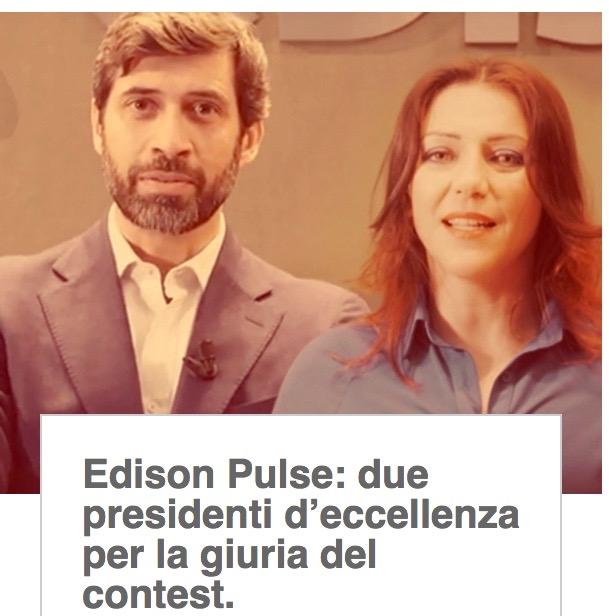 Edison Pulse / …c'è tempo fino al 28 aprile per partecipare!