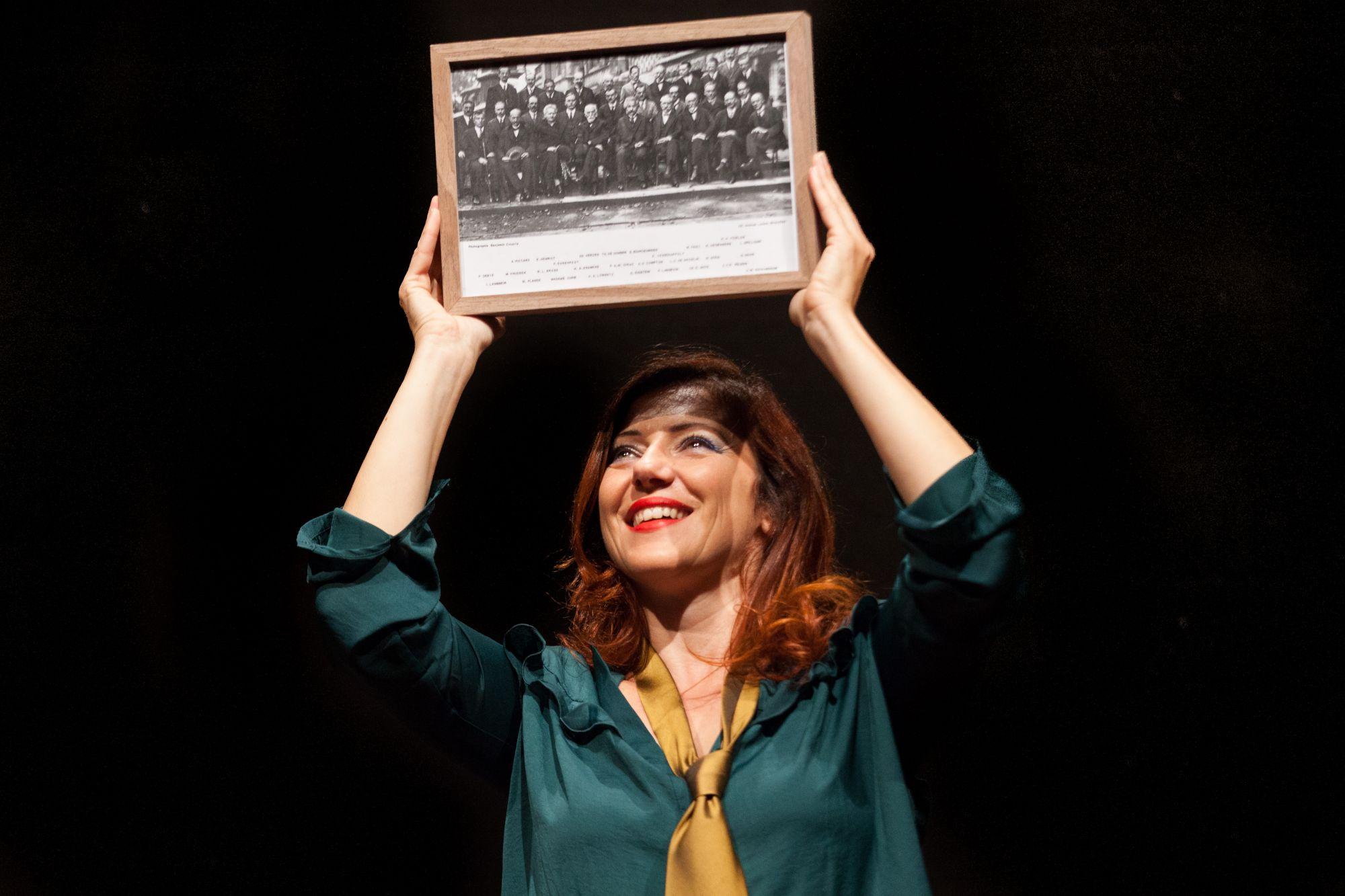 Le date del tour di '1927 MONOLOGO QUANTISTICO' nei teatri…eccole!
