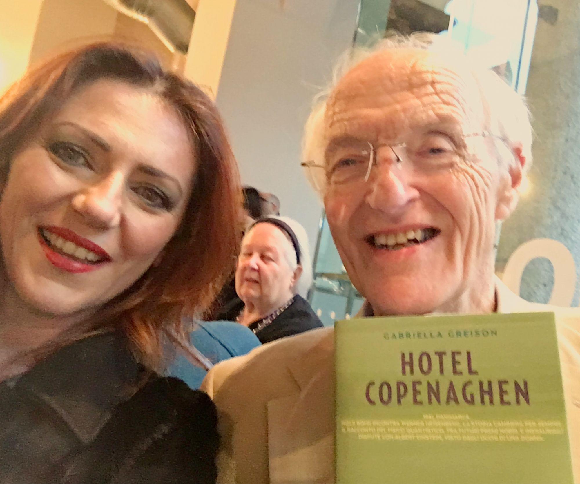 E' in libreria il mio nuovo romanzo HOTEL COPENAGHEN…un viaggio strepitoso a casa di Niels Bohr nella sua Copenaghen, e con i fisici quantistici che hanno fatto la storia! (commenti, interviste e rassegna stampa)