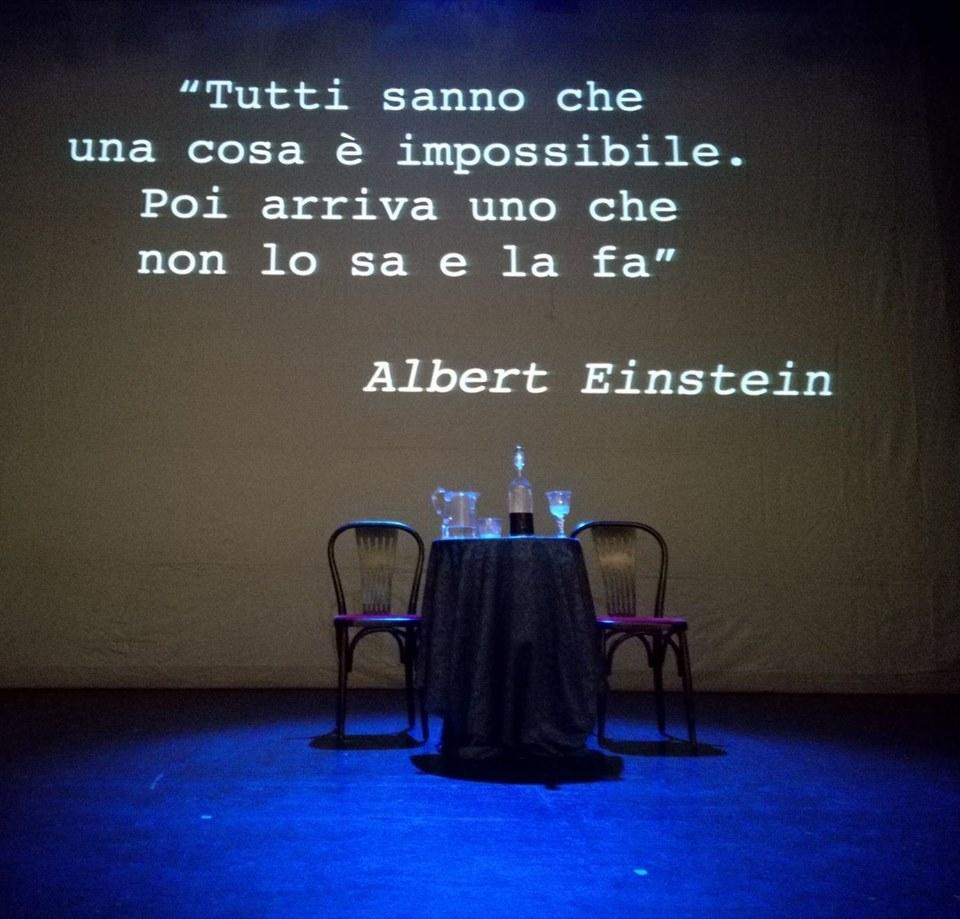 Torna MONOLOGO QUANTISTICO… tre date a Luglio live con pubblico, venite!
