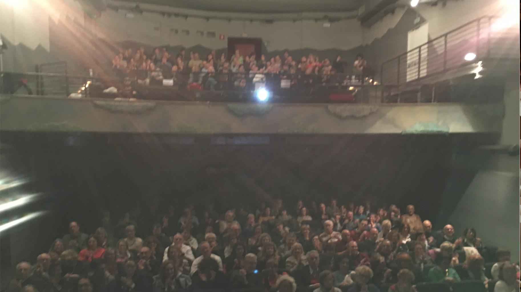 Il mio racconto delle tre date del MONOLOGO QUANTISTICO al Teatro Miela di Trieste sold out con 300 persone a sera, e poi tanto altro su questa città…tutto bellissimo!