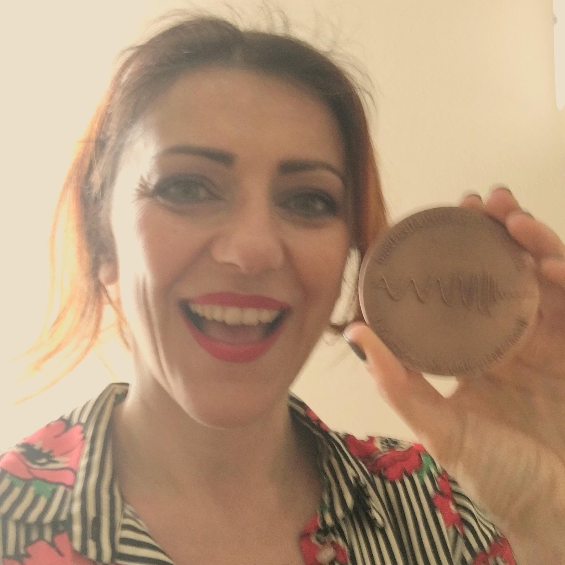Fiera della mia Medaglia di Bronzo al Premio Galileo 2018!!! …ed ecco le tante interviste e lo stralcio della cerimonia con me!