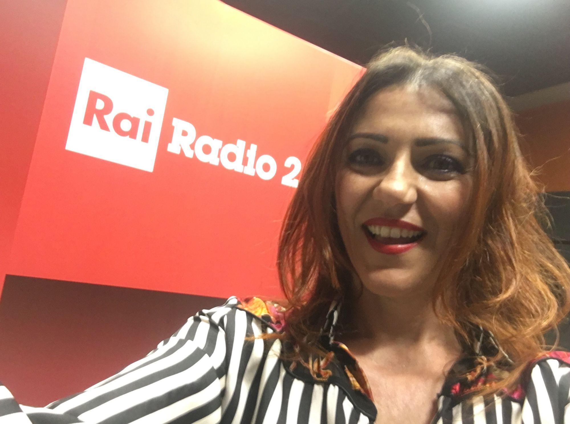 Agosto 2018, c'è da ascoltare Radio2Rai…conduco un nuovo programma estivo!!! #Ovunque6Estate Ora vi racconto tutto…