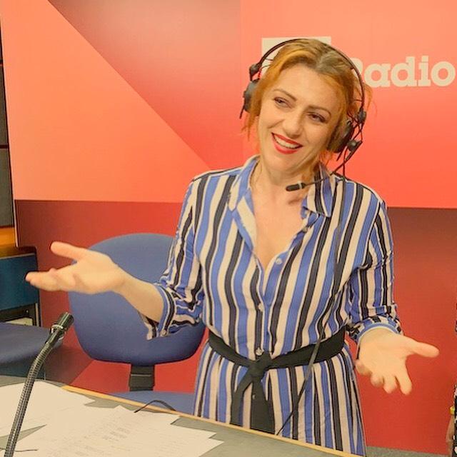 Ultima puntata del programma che ho condotto su RaiRadio2 per l'estate…e delle storie di LA GIOVANE MILEVA! Ora ci vediamo a teatro…