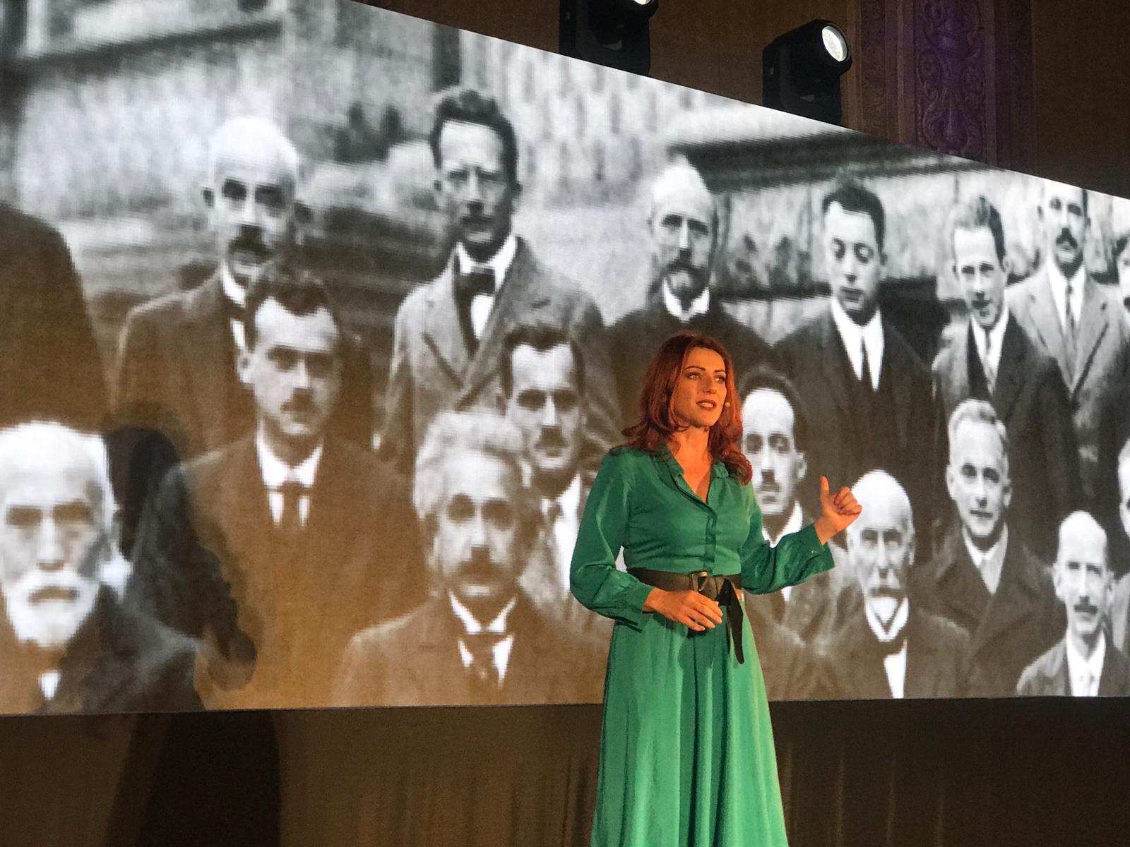 Come testimonial STEM verso #Dubai2020 l'evento a Palazzo Venezia a Roma…ecco il racconto