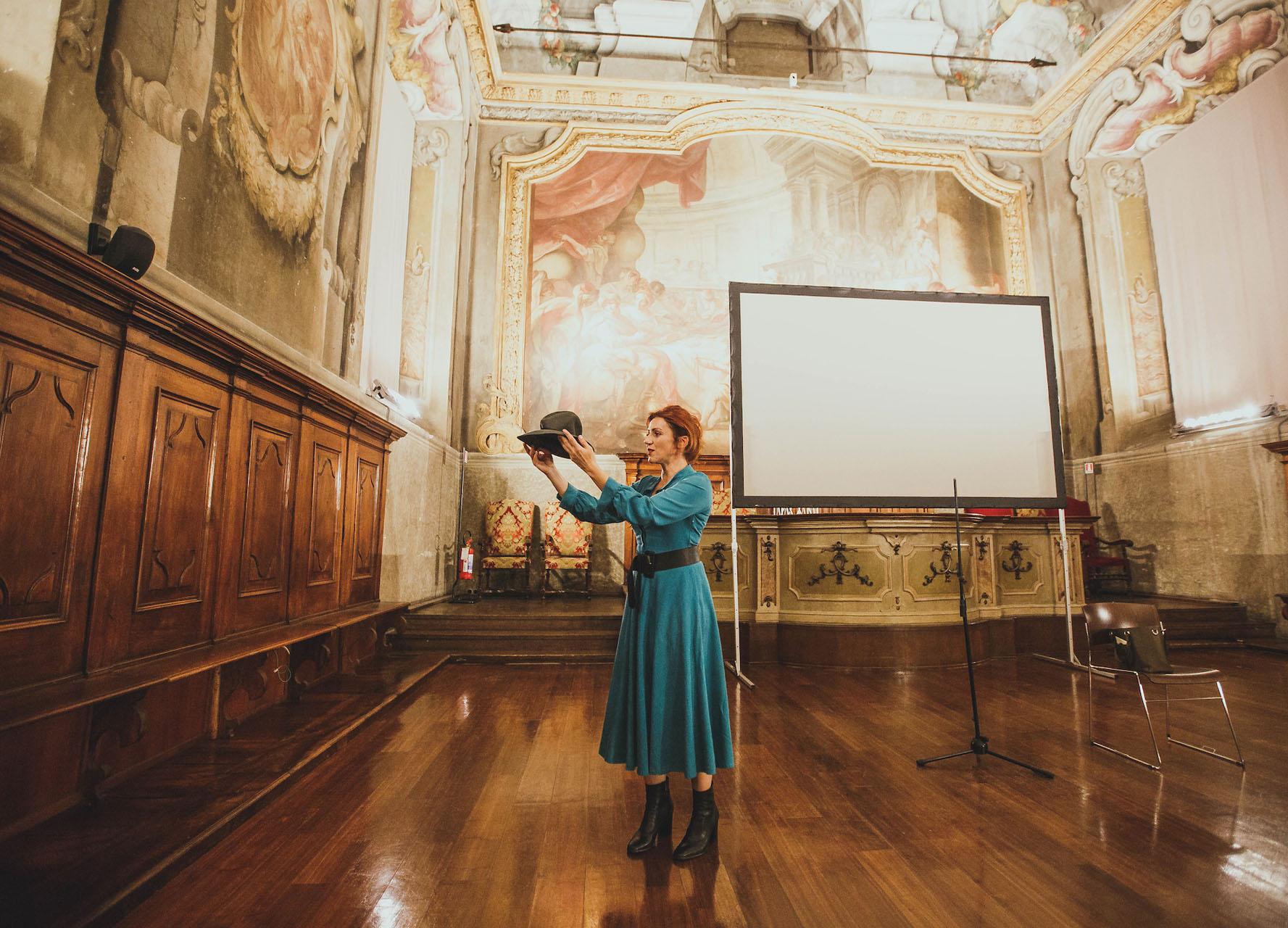 Il monologo EINSTEIN & ME al Museo della Scienza e della Tecnica di Milano, per Bookcity…è stato bello!