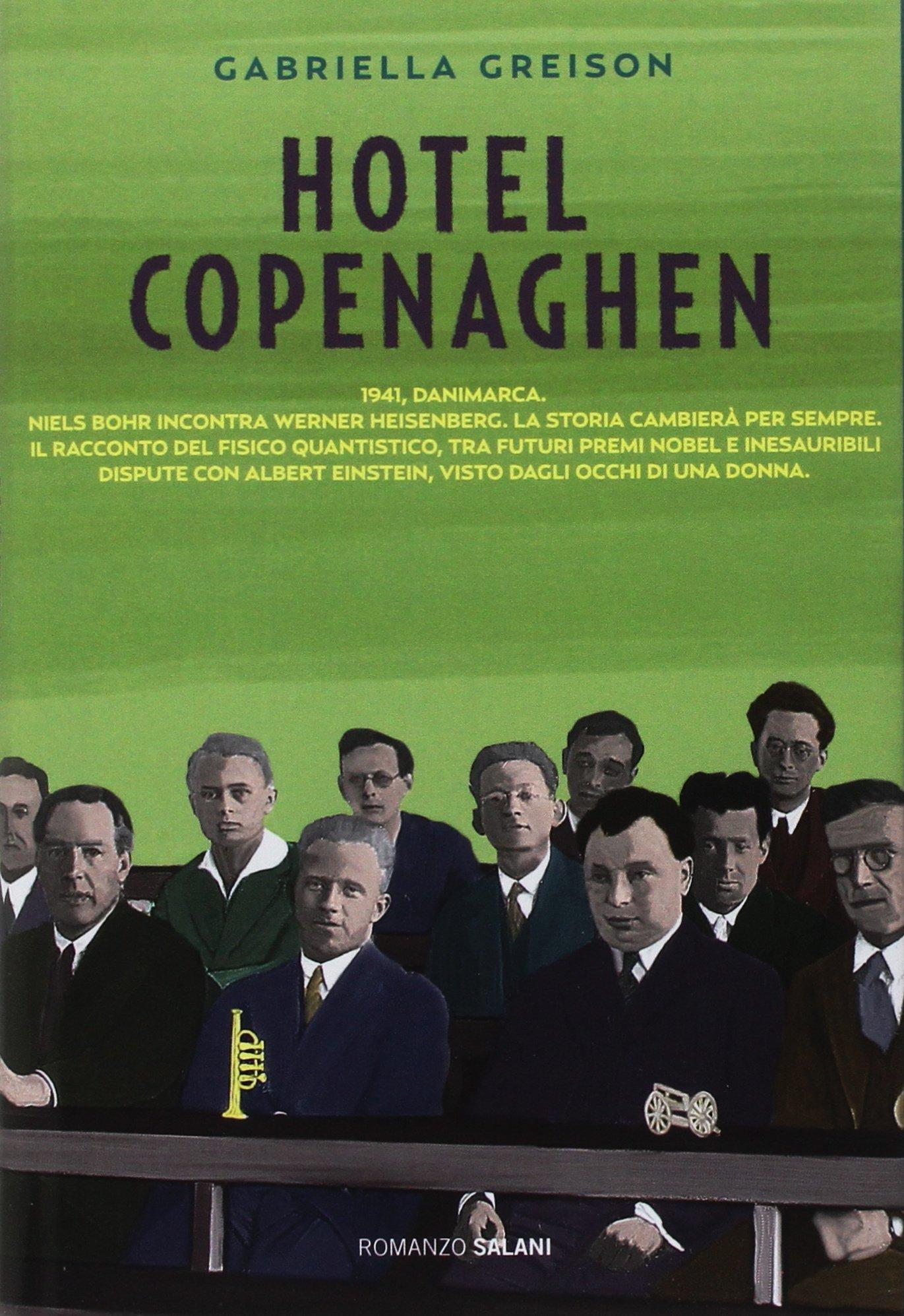 Hotel Copenaghen (nato nel 2017)
