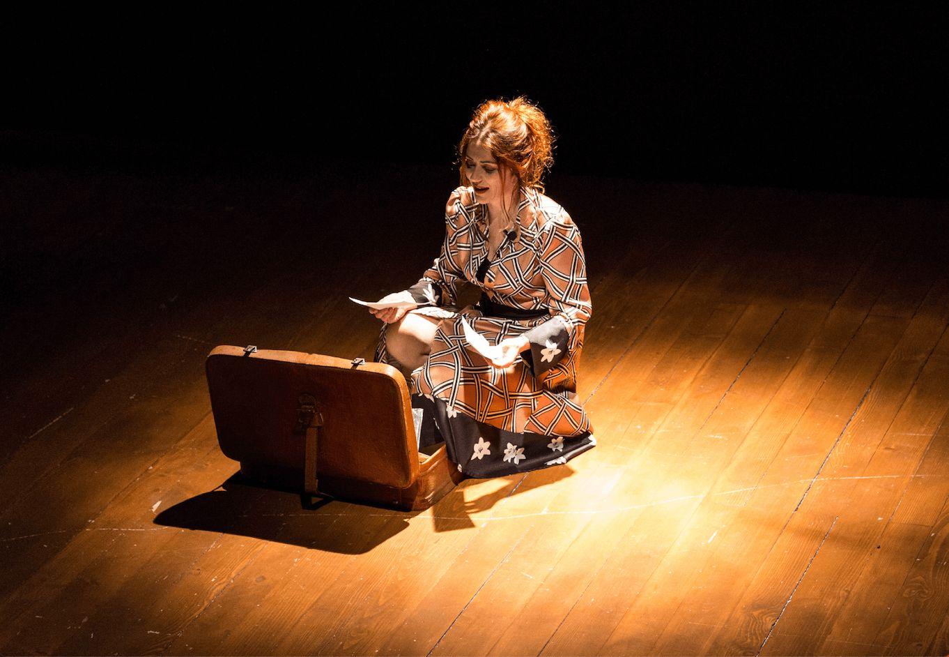 Il monologo DUE DONNE AI RAGGI X – MARIE CURIE E HEDY LAMARR, VE LE RACCONTO IO al teatro di Lissone è stata una bellissima replica!
