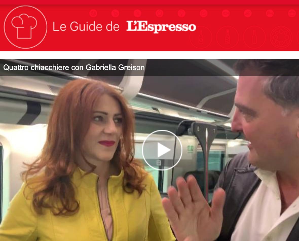 Mi hanno fatto una nuova intervista: è video, è su Le Guide de L'Epresso, ed è con L'INCREDIBILE CENA DEI FISICI QUANTISTICI…e tanto altro