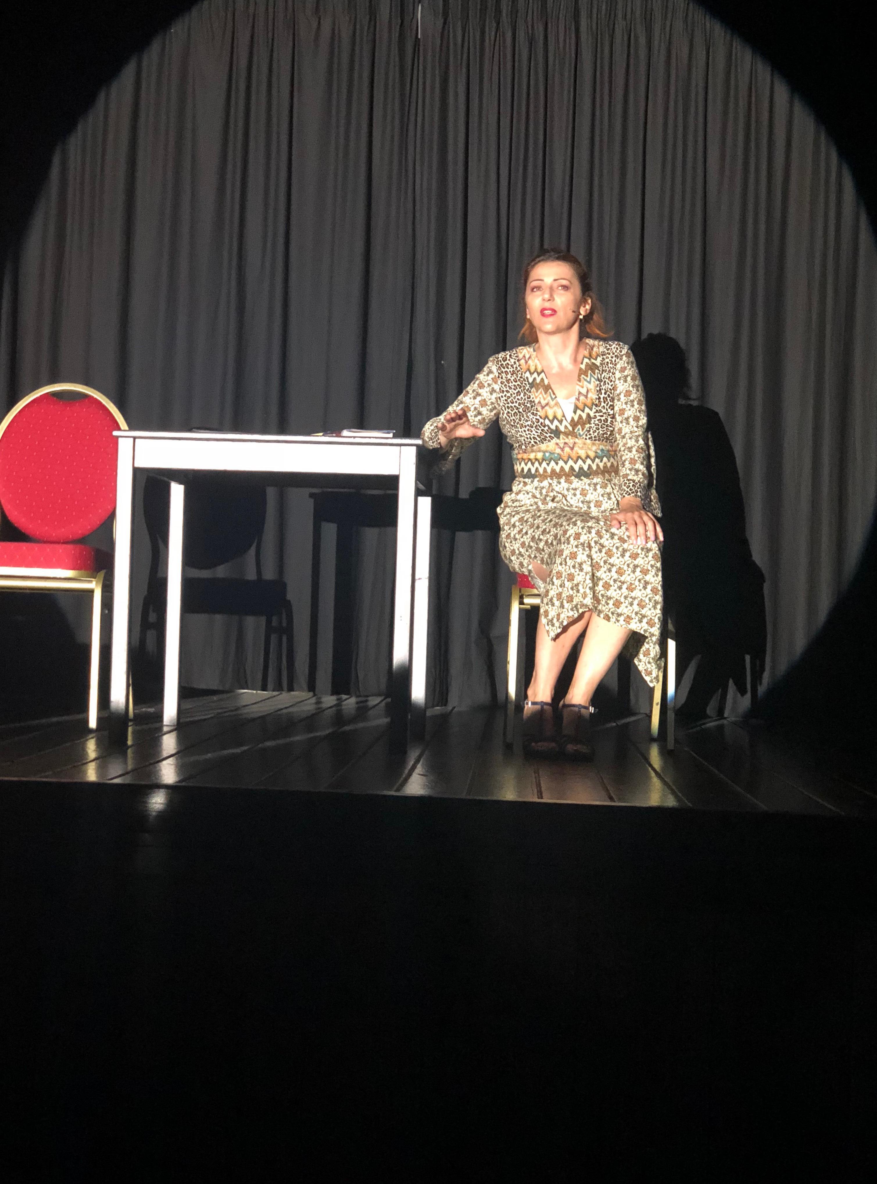 Al teatro di Torino con Monologo Quantistico in una replica bellissima… ci vediamo a Matera per la Notte Europea dei Ricercatori!