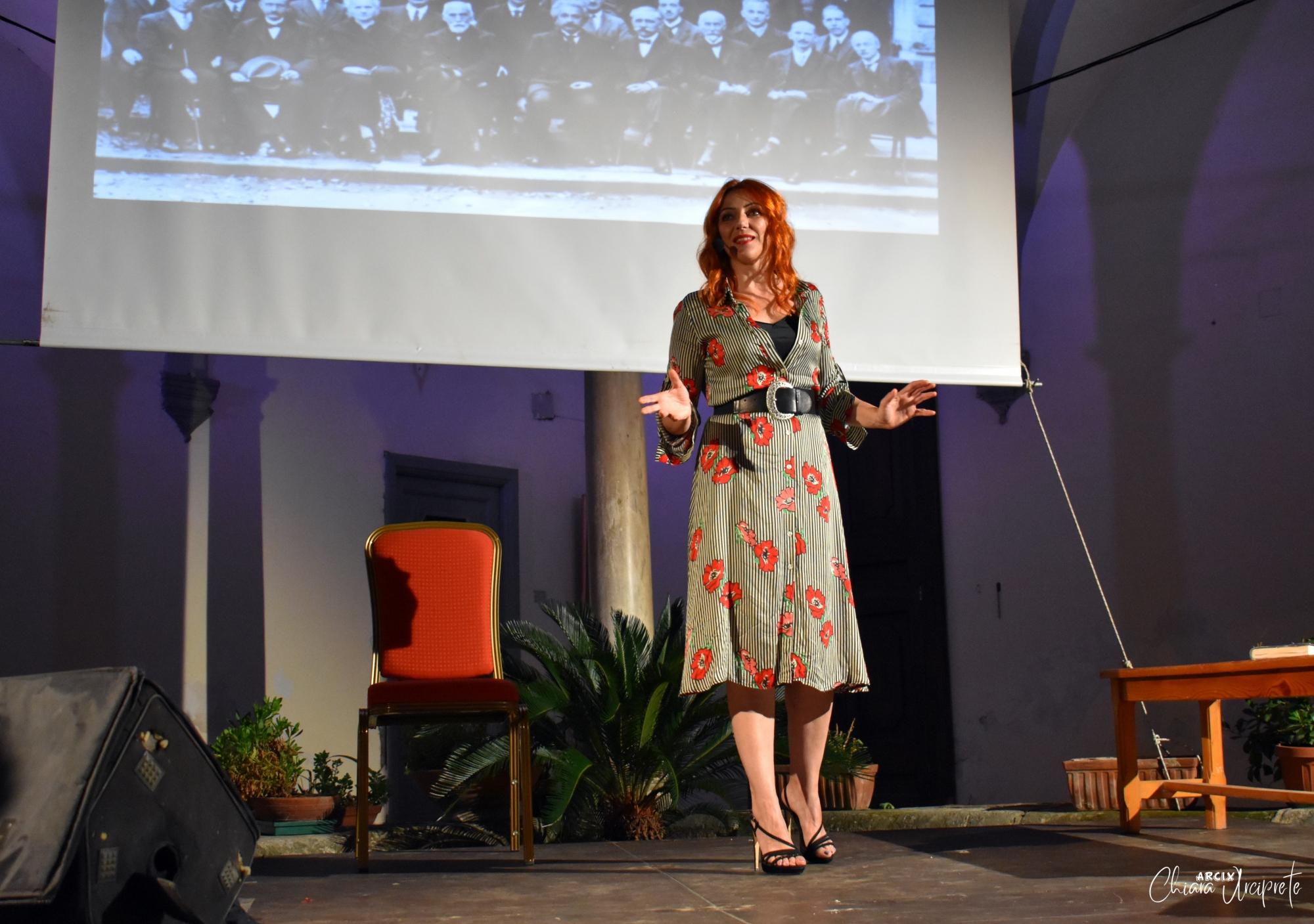 Il racconto delle due serate con i miei monologhi, a Matera (durante la Notte Europea dei Ricercatori) e a Napoli…
