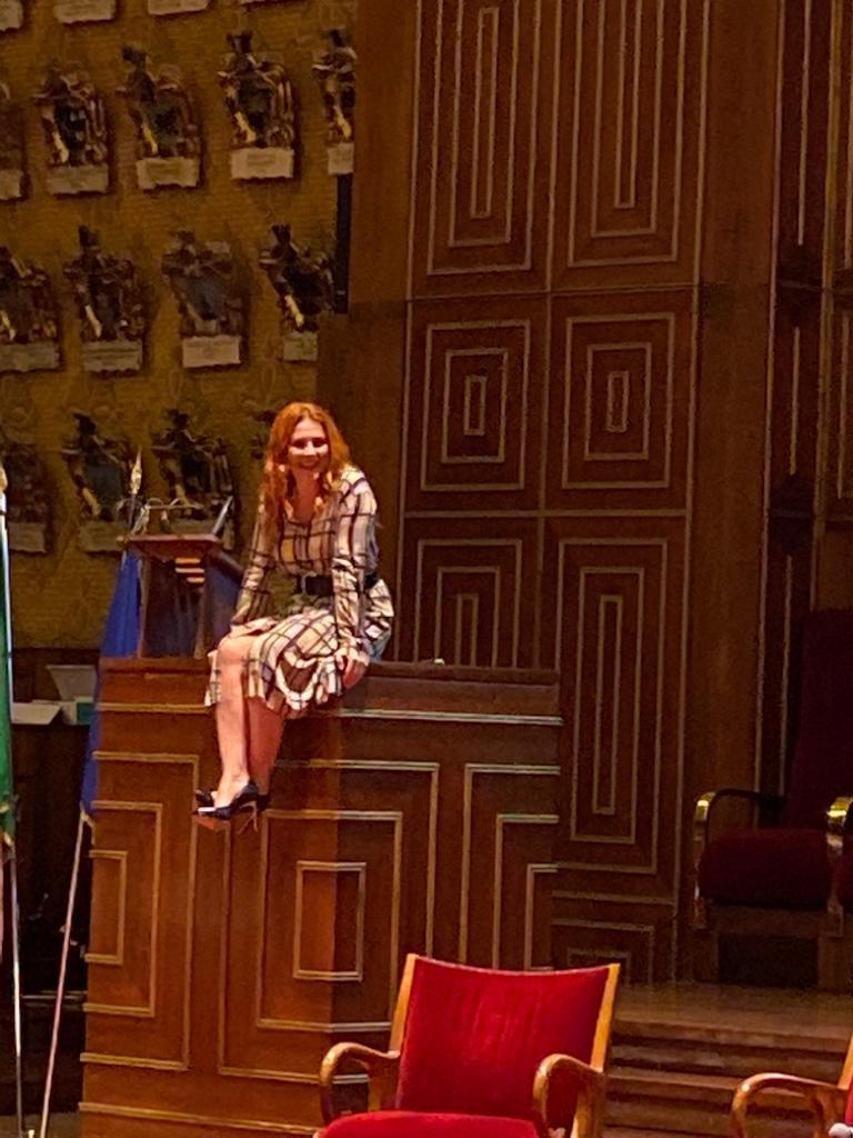 La mia lezione all'Università di Padova, nell'Aula Magna…con finale a sorpresa (video da guardare)