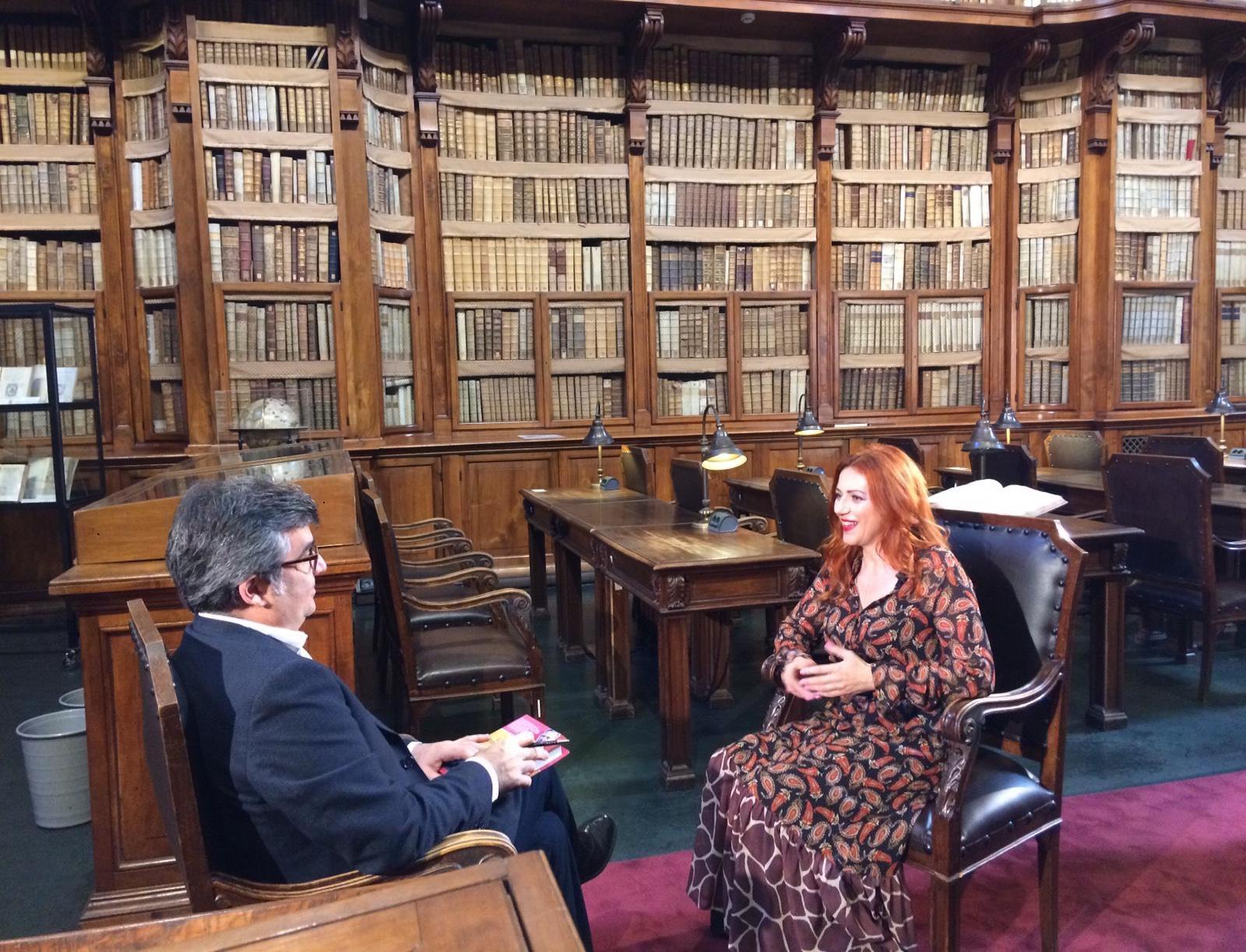 Mi ha intervistato Rai Storia! E domattina sono ospite a Rai Radio2 per parlare dell'assegnazione del Nobel per la Fisica 2019!