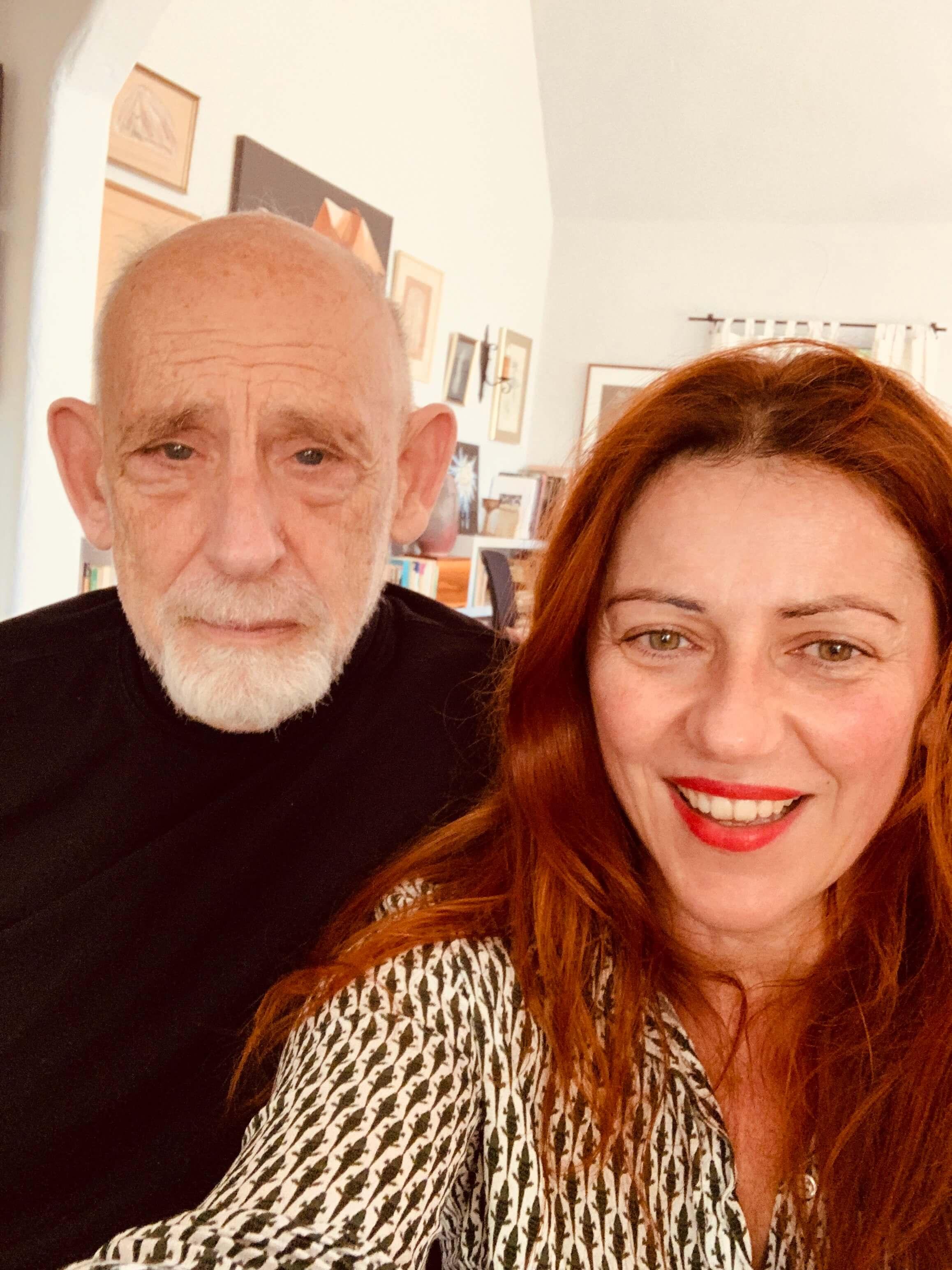 Mi hanno fatto una nuova intervista…e qui a San Francisco ho incontrato Leonard Susskind!