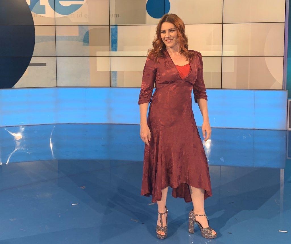 Ero ospite di Rai Uno a parlare di EINSTEIN FOREVER, la puntata va in onda sabato mattina!