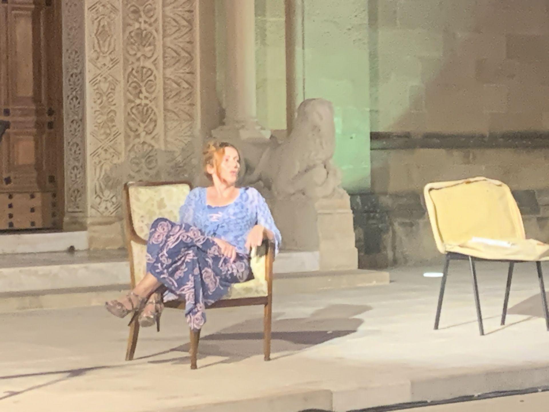 Serata a Paràbita (Lecce) con SEI DONNE CHE HANNO CAMBIATO IL MONDO…che bella!