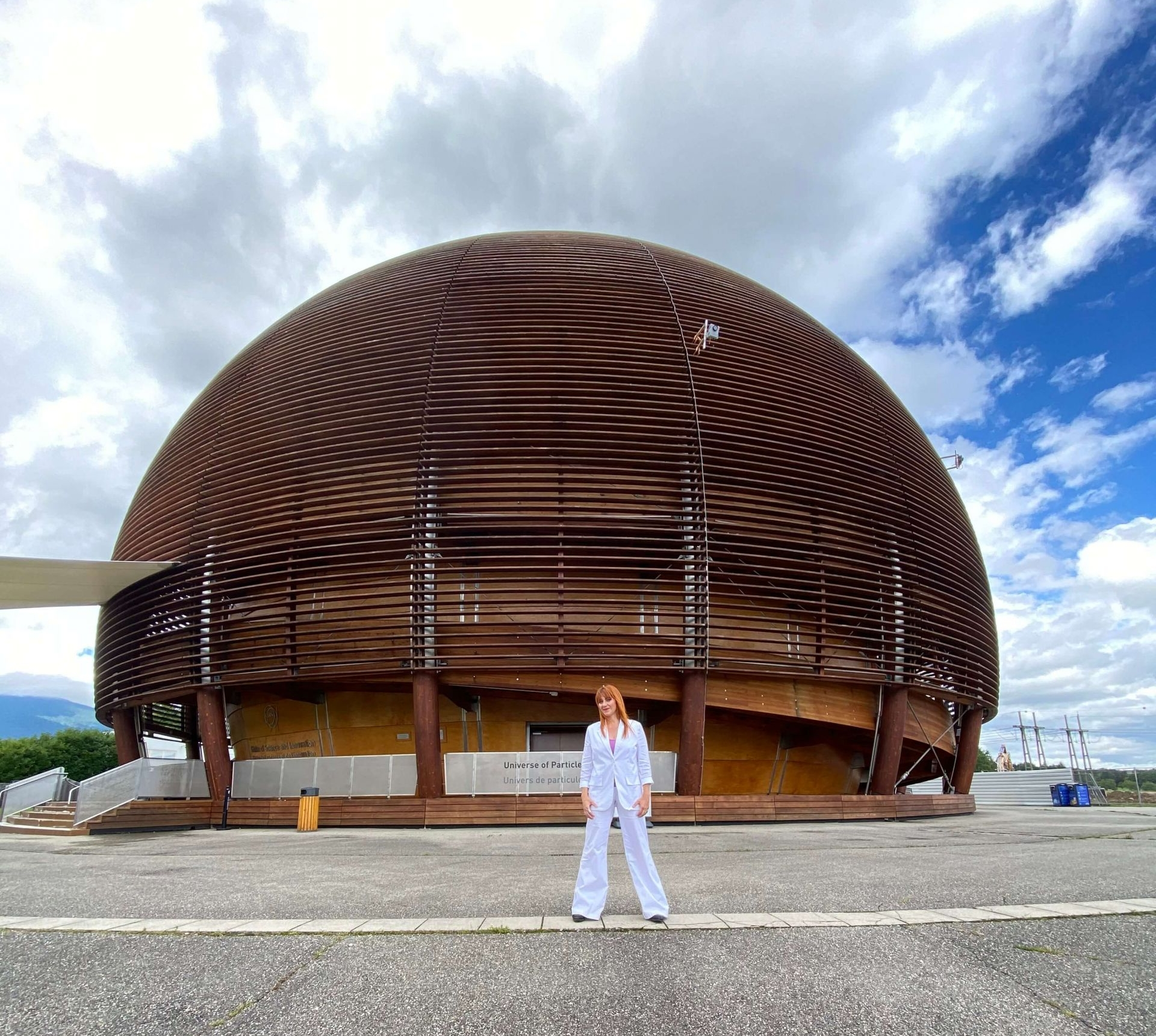 Giornata al CERN di Ginevra!